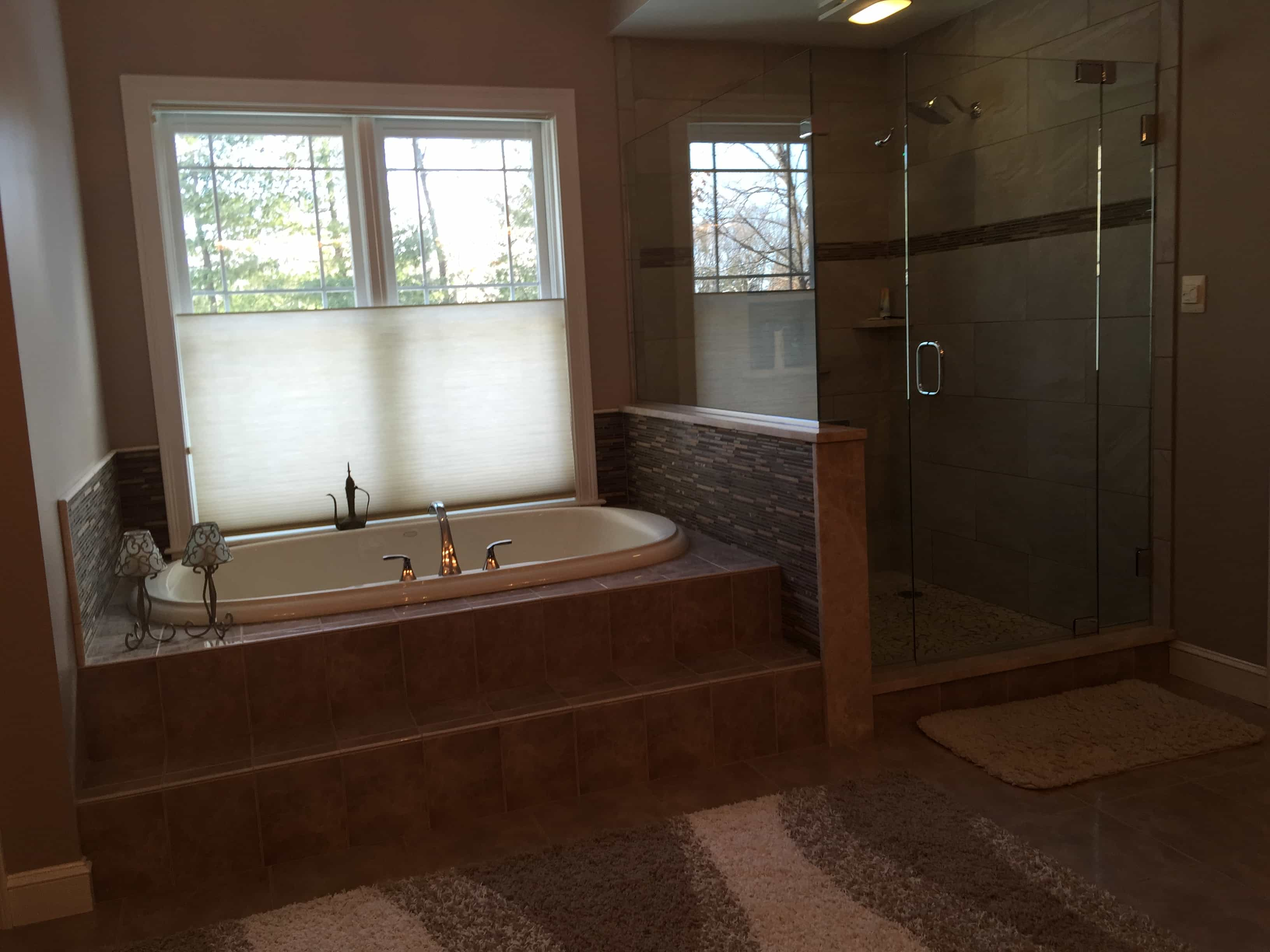 Custom Shower Enclosures RI MA CT - Rite Glass, Inc.